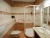 pokoj jednolůžkový koupelna